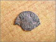 Cornado de Alfonso XI de Castilla 1312-1350 Cuenca. P1300972
