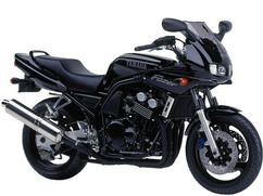 Orígen, historia y evolución | Yamaha FZ6 - Fazer 1998_Negro