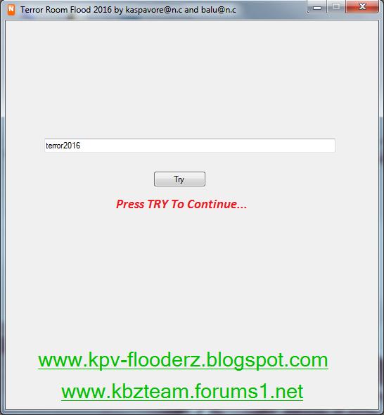 Kbz: Nimbuzz: Terror Flood [desktop] trail version Download Terror_flood_1