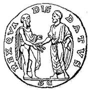 Glosario de monedas romanas. CUADOS. Image