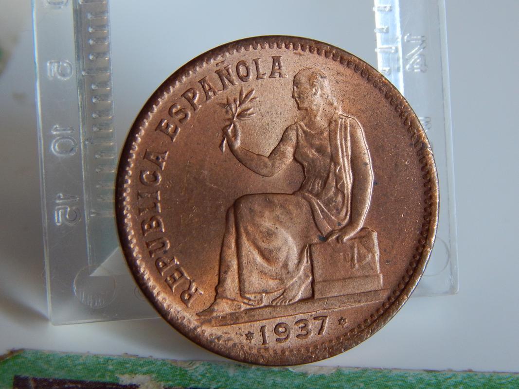 50 Céntimos 1937. II República  RSCN2724
