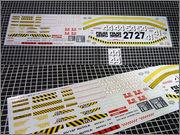 FUJIMI Police Spinner + Custom Set (Blade Runner) 20_FSpinner_Dec