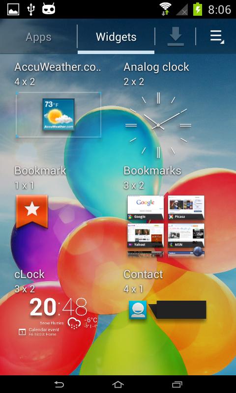 [ROM NAND/NATIVESD] S4 ROM-Touchwiz-HD2 Screenshot_2013_09_26_20_06_38