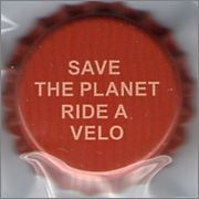 velosophe cyclists beer Genève Suisse  Save_the_planet_ride_a_velo_Cyclists_beer_Genova