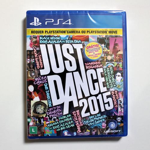 [Dual Games] Vários Jogos Novos Lacrados em até 12 vezes sem juros com Frete Grátis! Just_dance_2015