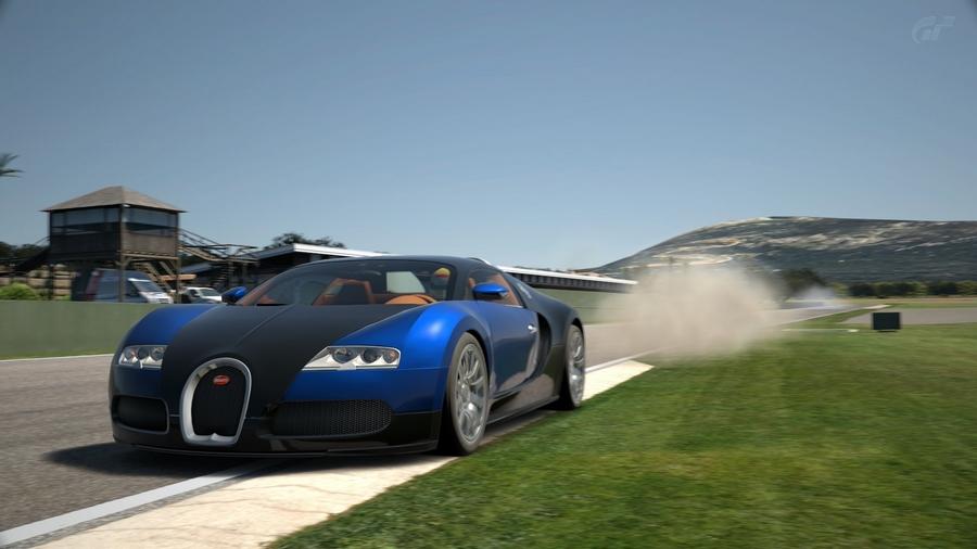 Gran Turismo 6 Veyron