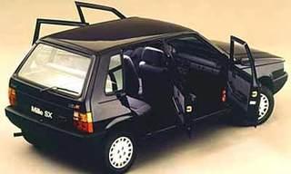 Auto Storiche in Brasile - FIAT Fiat_millle_sx_1997