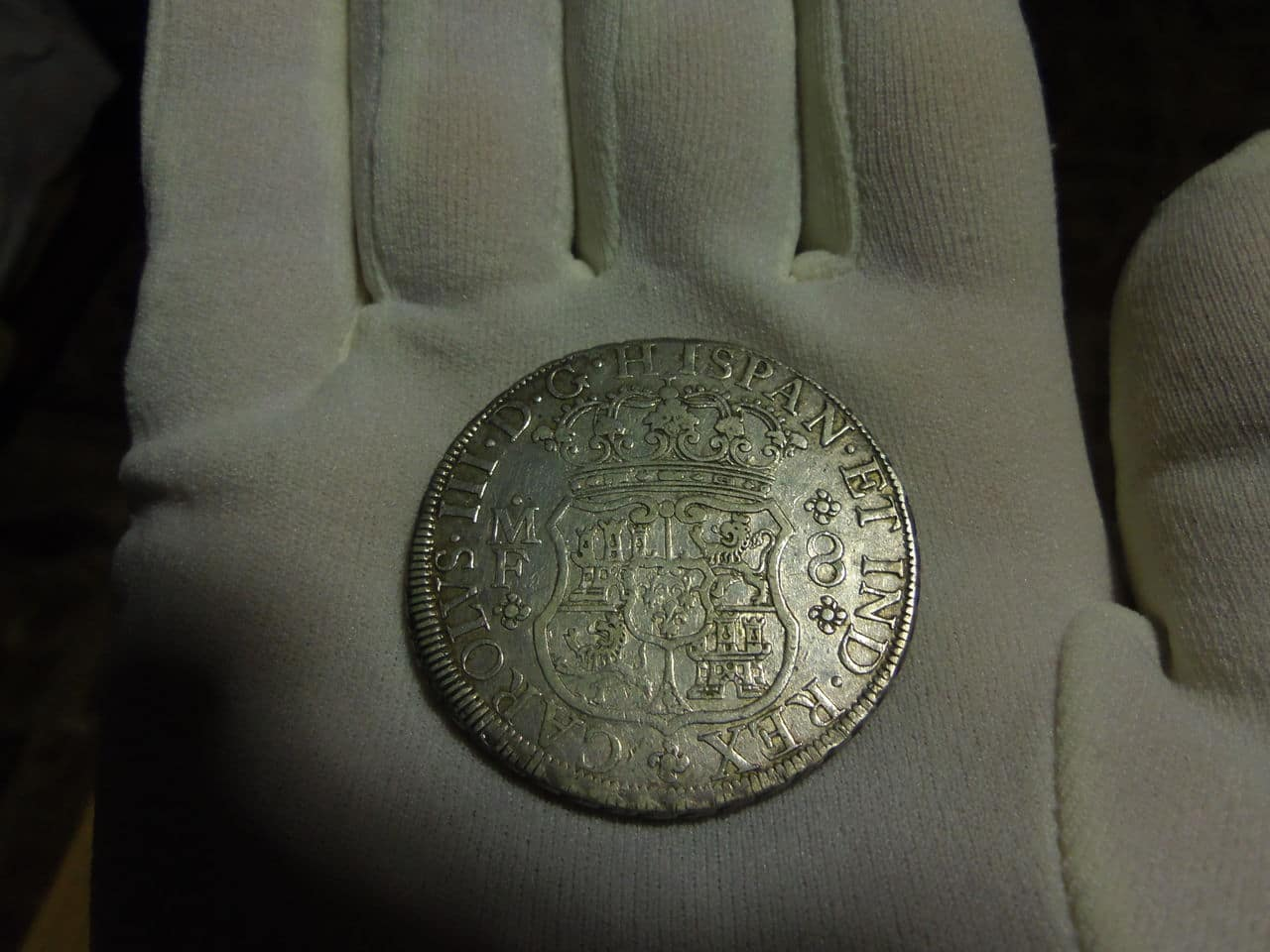 8 Reales Columnario 1769. Carlos III. México IMGP2804