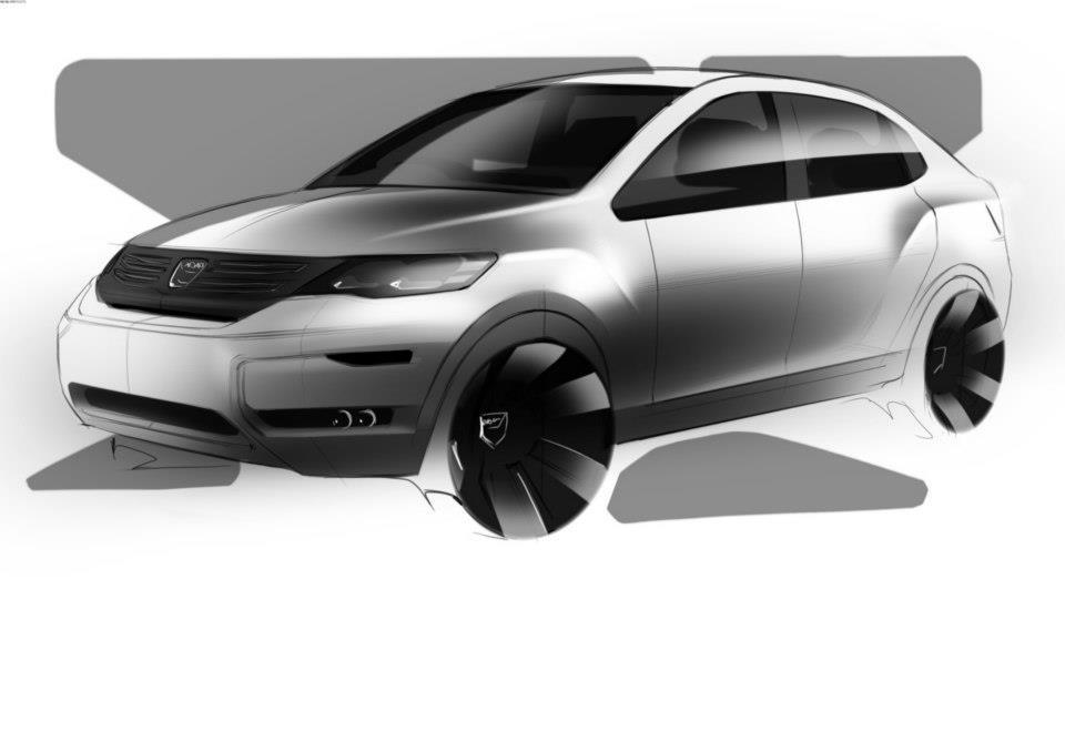 [Présentation] Le design par Dacia Logan_Kostromin_1