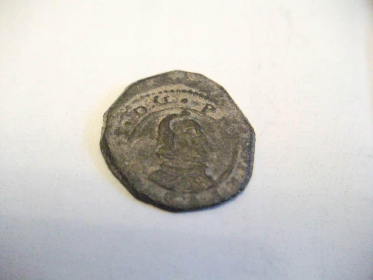 8 maravedis Felipe IV 1661 serie vellon rico. Madrid MD DSCF2068