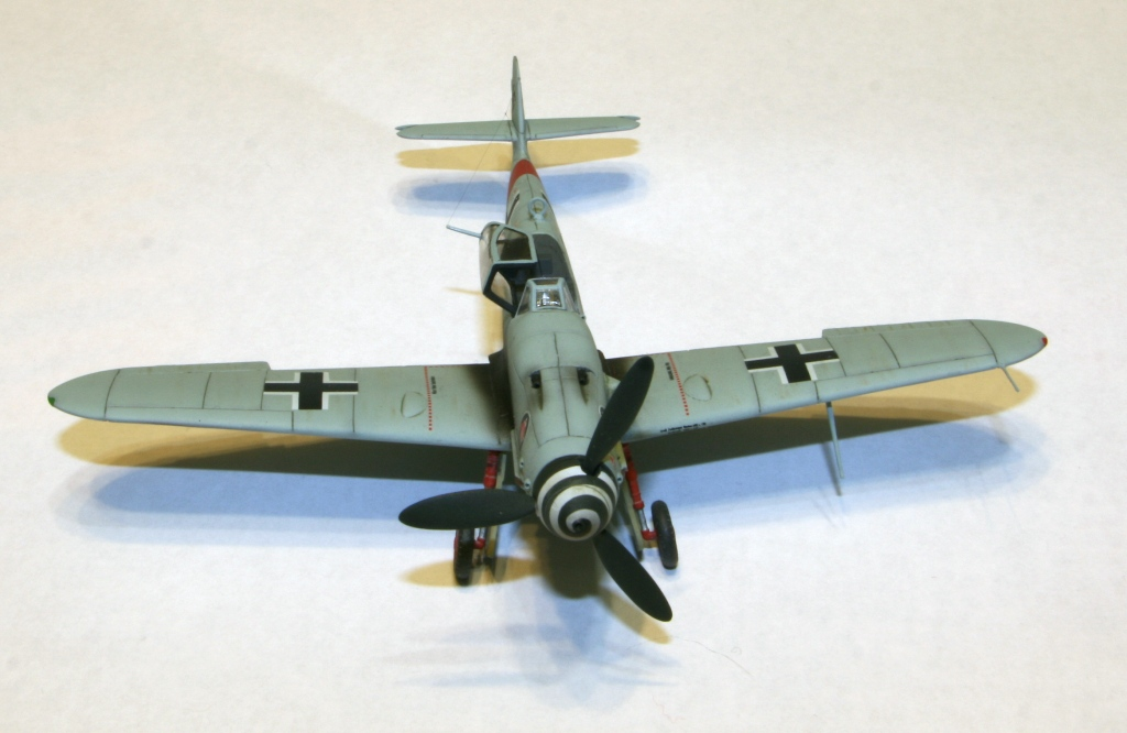 "Bf-109 g-6AS W.Oesau ""Az model"" 1/72 IMG_3395"