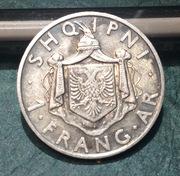 1 frang ar ALBANIA REY ZOG I IMG_1948