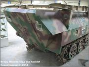 Немецкий средний бронетранспортер SdKfz 251/7  Ausf D,  Musee des Blindes, Saumur, France 251_7_Saumur_045