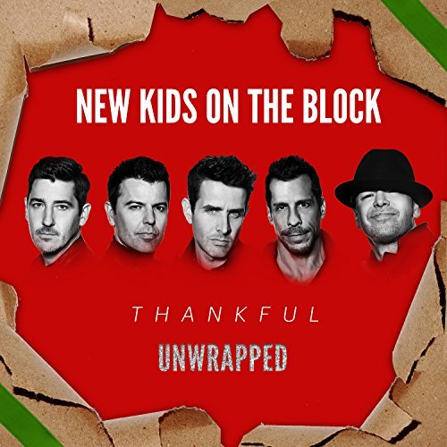 New Kids On the Block – Thankful (Unwrapped) (2017) [MP3] Kids