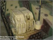 """Немецкая 15,0 см САУ """"Hummel"""" Sd.Kfz. 165,  Deutsches Panzermuseum, Munster, Deutschland Hummel_Munster_110"""