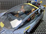 FUJIMI Police Spinner + Custom Set (Blade Runner) 28_FSpinner_f