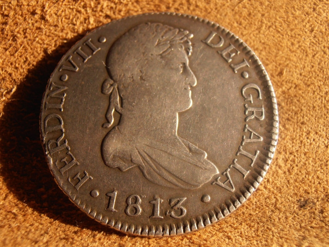 8 Reales 1813. Fernando VII. Cádiz  P2270008