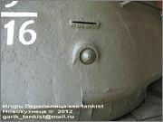 Советский средний танк ОТ-34, завод № 174, осень 1943 г., Военно-технический музей, г.Черноголовка, Московская обл. 34_119