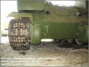 Советский средний танк ОТ-34, завод № 174, осень 1943 г., Военно-технический музей, г.Черноголовка, Московская обл. 34_100