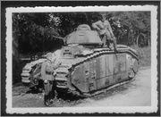Камуфляж французских танков B1  и B1 bis Char_B1bis