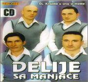Delije sa Manjace - Diskografija  Eki3y999