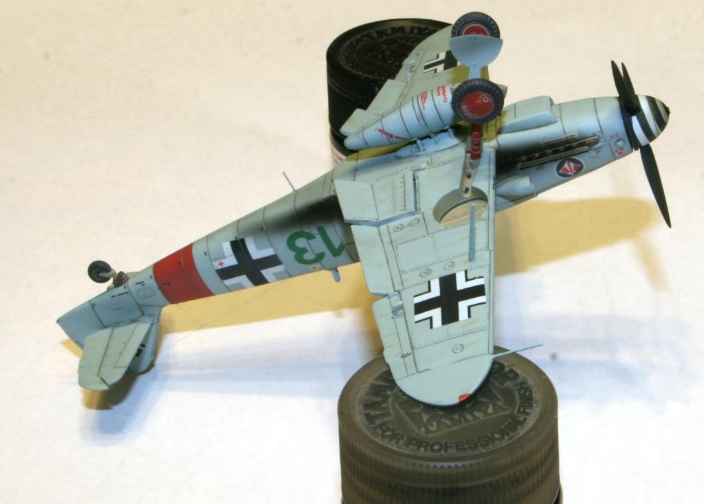 "Bf-109 g-6AS W.Oesau ""Az model"" 1/72 IMG_3401"