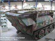 Немецкий средний бронетранспортер SdKfz 251/7  Ausf D,  Musee des Blindes, Saumur, France 251_7_Saumur_070