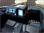 FUJIMI Police Spinner + Custom Set (Blade Runner) 11_FSpinner_int