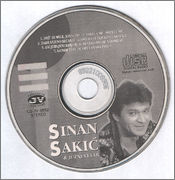 Sinan Sakic  - Diskografija  Sinan_1998_z_cd