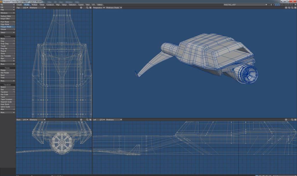 Emilon Provident-Class 3D CGI Model 14646630_10210815764488160_1311176597_o