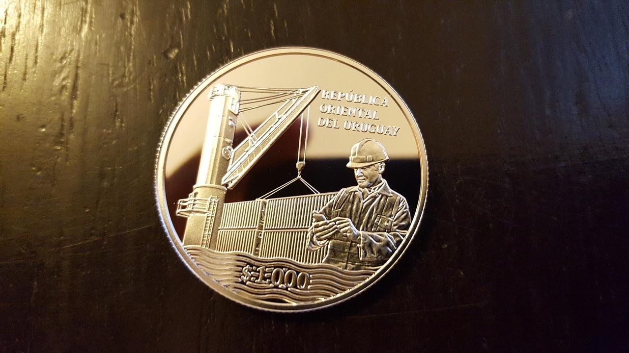 Monedas conmemorativas de Uruguay acuñadas en plata 1961 - Presente. - Página 2 20170213_165049