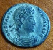 AE4 de Constantino I. GLORIA EXERCITVS. Soldados entre un estandarte. Siscia 76997f21-b0d2-4094-b9f7-fce184dcfdaf_2
