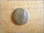 Semis de Carteia, época de Tiberio. CAESARIBVS IIII VIR. CART. Timón. P1260166