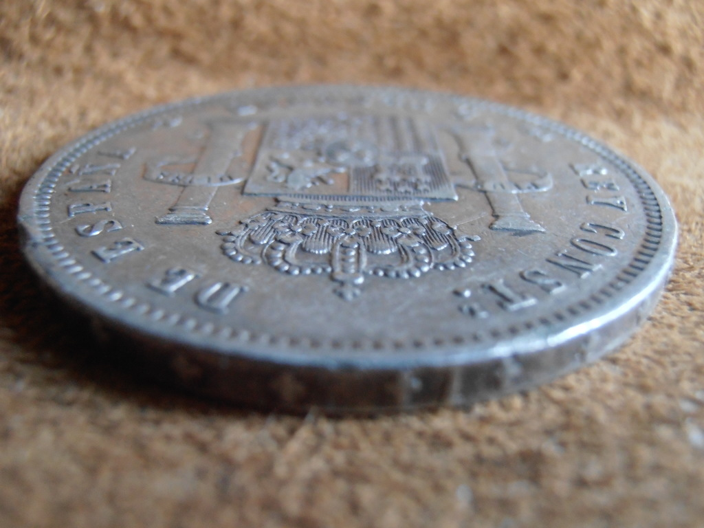5 Pesetas 1893 Alfonso XIII. PG L P9290022