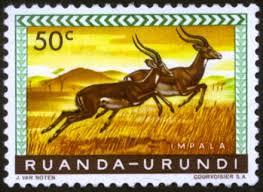 Rwanda 500 francs 1978 (UNC) Sello_ruanda