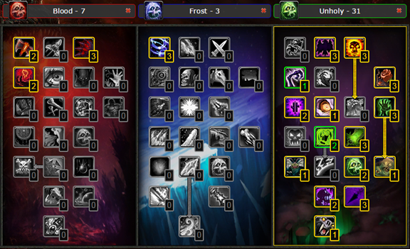 [UNHOLY] DK PVE DPS by Tod Blood_Tap