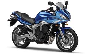 Orígen, historia y evolución | Yamaha FZ6 - Fazer 2009_FZ6_S2_Azul