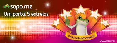 SAPO MZ agrega rádios online no seu 5º aniversário Sapomz5anos