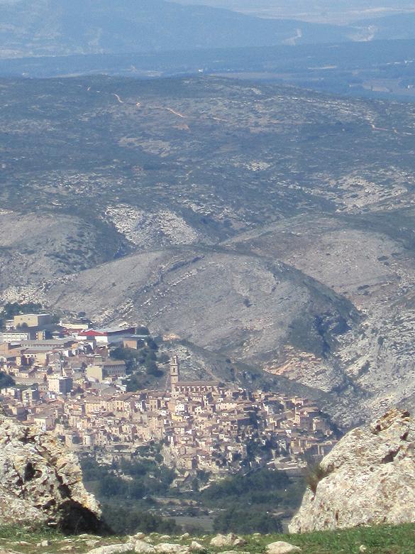 ALFAFARA-COVA DE BOLUMINI....ruta motosenderista Bolu28
