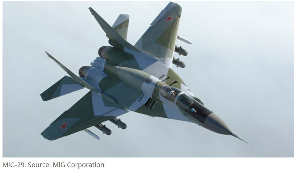 RUSSIA - INDIA Military Contracts - Page 13 MIG_29