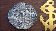 8 reales de 1684. Carlos II, Potosí 20150731_192642