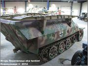 Немецкий средний бронетранспортер SdKfz 251/7  Ausf D,  Musee des Blindes, Saumur, France 251_7_Saumur_069