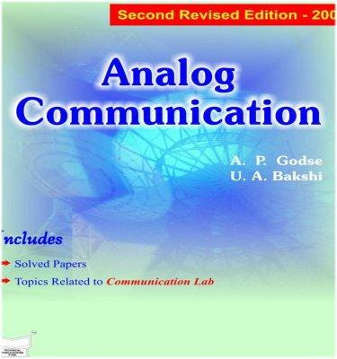 Communication Engineering By A.p.godse U.a.bakshi Free Downl D24ebfa232322a81f78445e667446646