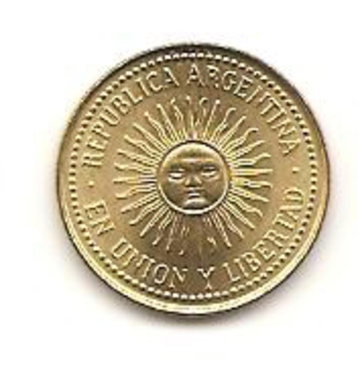 5 centavos de 1992 de Argentina Image