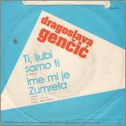 Dragoslava Gencic - Diskografija  1974_b