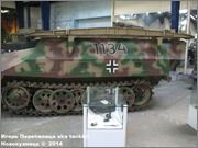 Немецкий средний бронетранспортер SdKfz 251/7  Ausf D,  Musee des Blindes, Saumur, France 251_7_Saumur_064