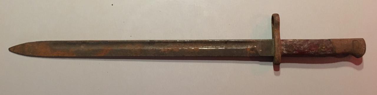 Bayoneta para mosquetón mauser español modelo 1916 FEDB57_D2-_FD05-43_D7-_BF21-4517_DAE51_EB5