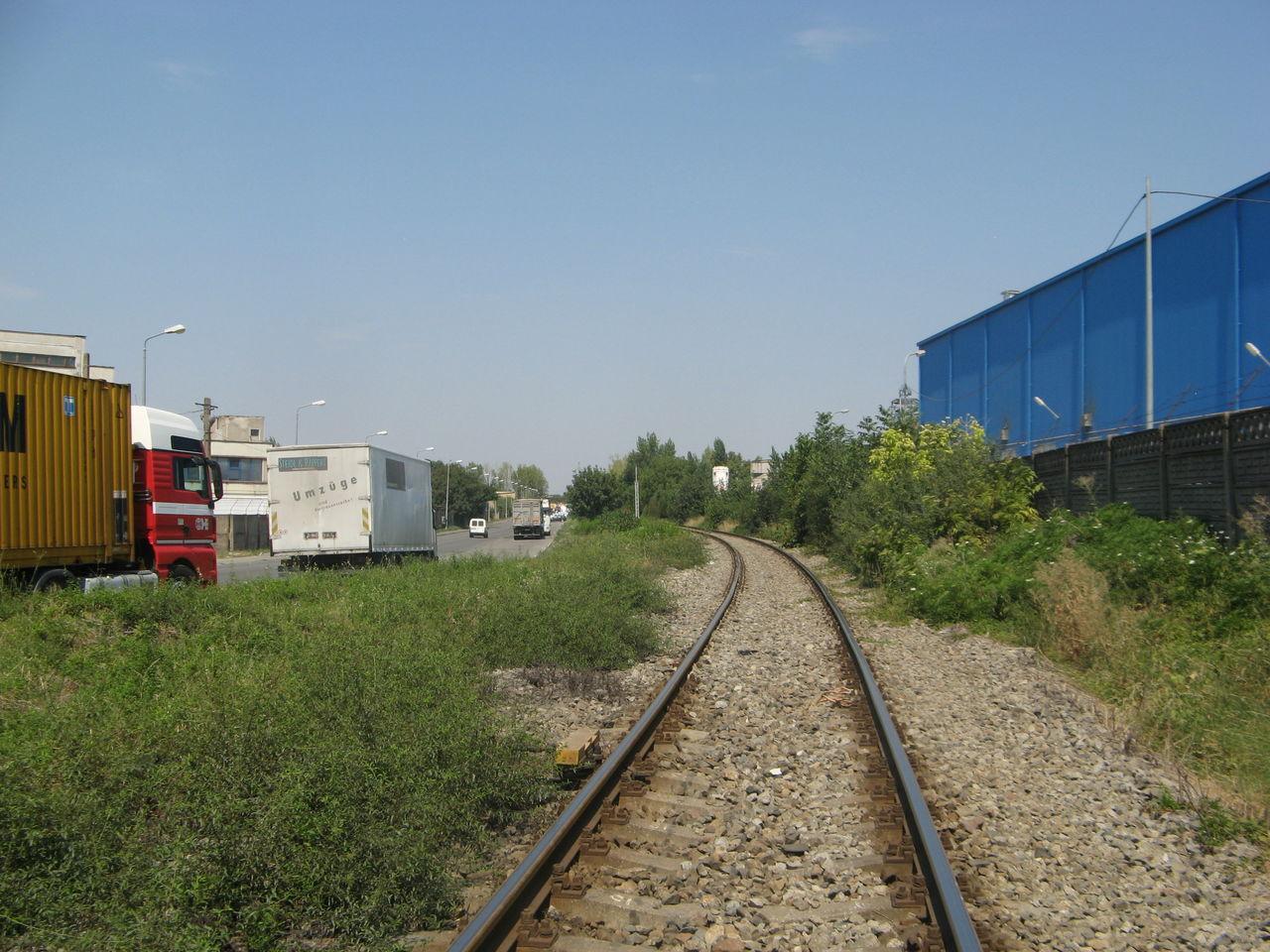 Calea ferată directă Oradea Vest - Episcopia Bihor IMG_0044
