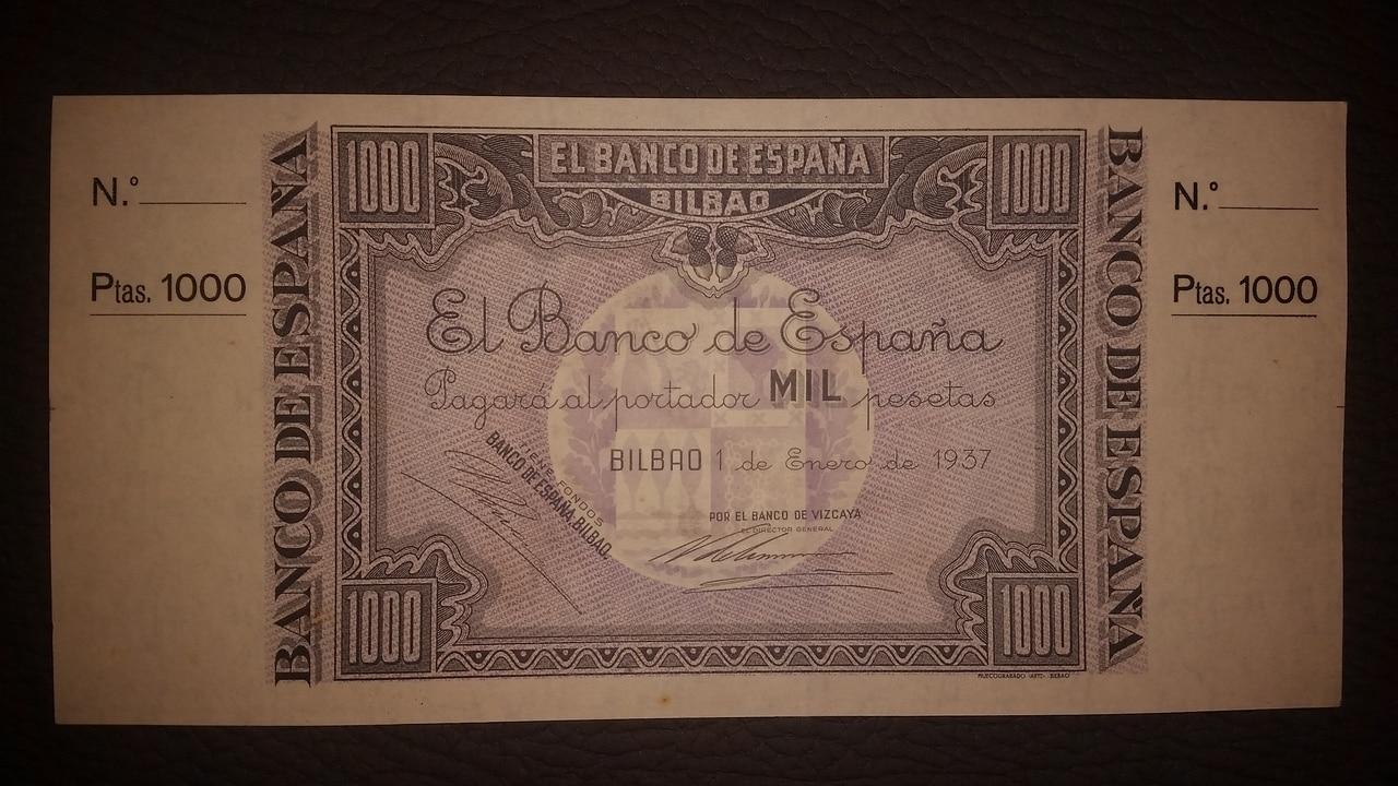 Colección de billetes españoles, sin serie o serie A de Sefcor pendientes de graduar - Página 2 20170217_202937