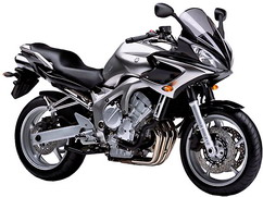 Orígen, historia y evolución | Yamaha FZ6 - Fazer 2004_FZ6_S_Gris